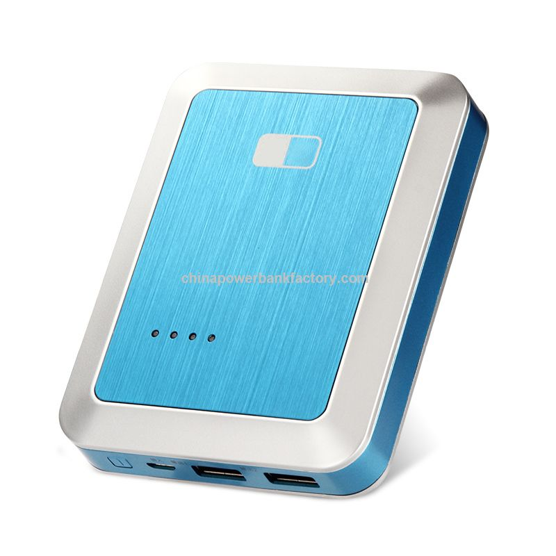 Portable Phone Power Bank 10400mAh with 3.4A Output
