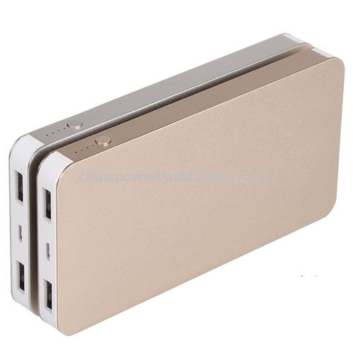 20000mAh Capacity Mobile Power Bank for Mobile Phone