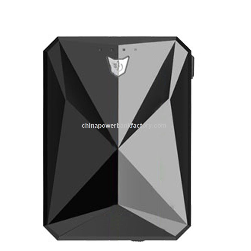 Transformers Black 5200mAh Built-in Micro Cable Power Bank