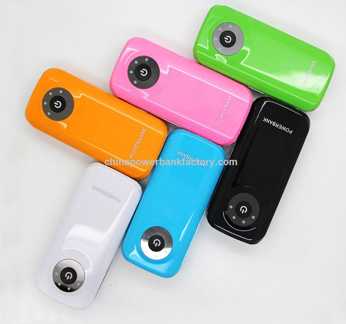 Two 18650 Battery 5200mAh Powerbank for Wholesale Cheap