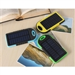 20000mAh Portable Solar Power Bank Dual-USB Solar Battery Charger