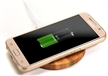 Bamboo Wireless Charger for Mobile Phone