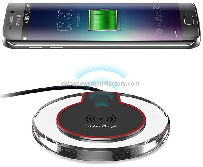 Wireless Charger for Samsung Note 6 and S6 Plus