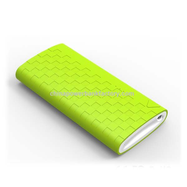 External battery 10000mah smart external battery large capacity power bank