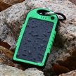High Capacity Sports Design Power Bank 5000mAh Solar
