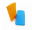 Ultra slim polymer power bank external battery For iPhone mobile power bank 5000mah