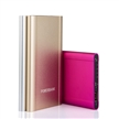 Slim Li Polymer Battery Mobile Charger Power Bank with 4000 mAh