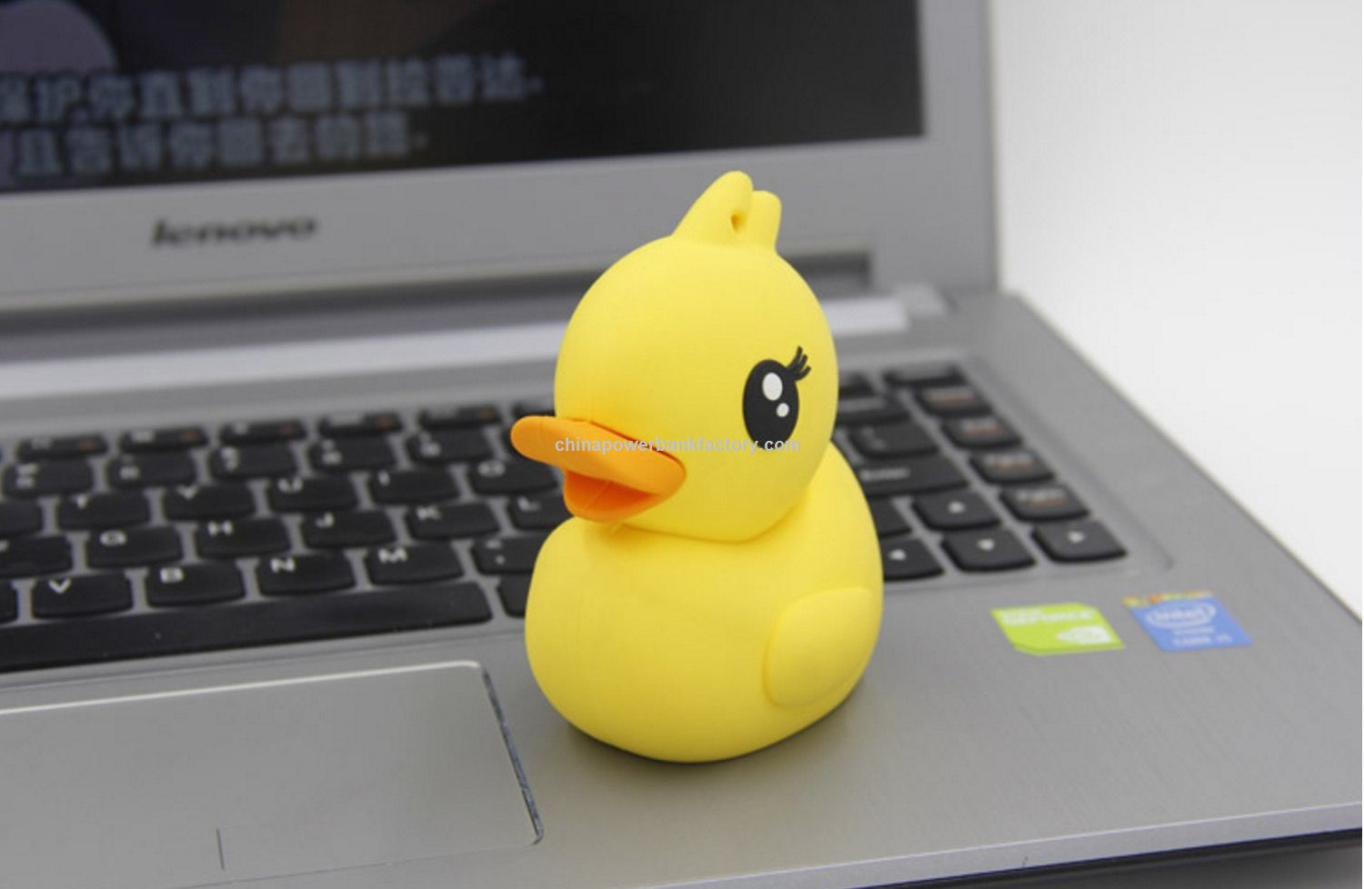 New Style Mini Power Bank with Duck Design