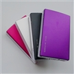 Aluminum alloy shell Power Bank 50000mA portable charger External Battery for iphone 5 ipad, samsung galaxy S3