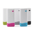 Portable 3 USB 50000mAh Mobile Power Bank Light mini Lamp Charger for Phones
